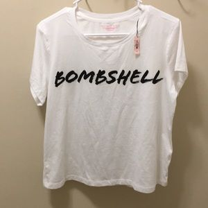 Victoria's Secret Bombshell T-shirt
